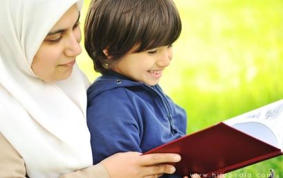 6 Cara Agar Anak Gemar Membaca Al Quran Sejak Dini